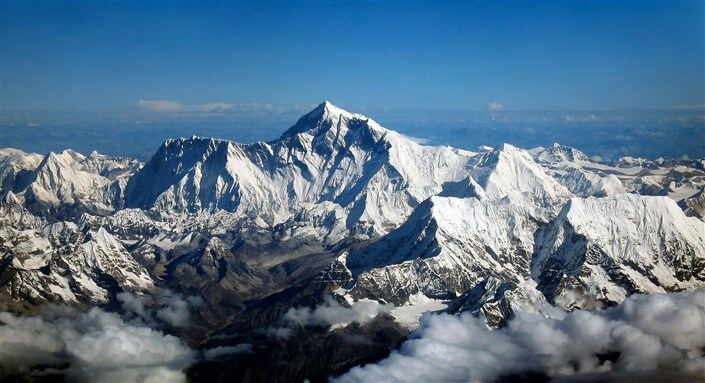 Why Visit Nepal - Everest and the view from the top