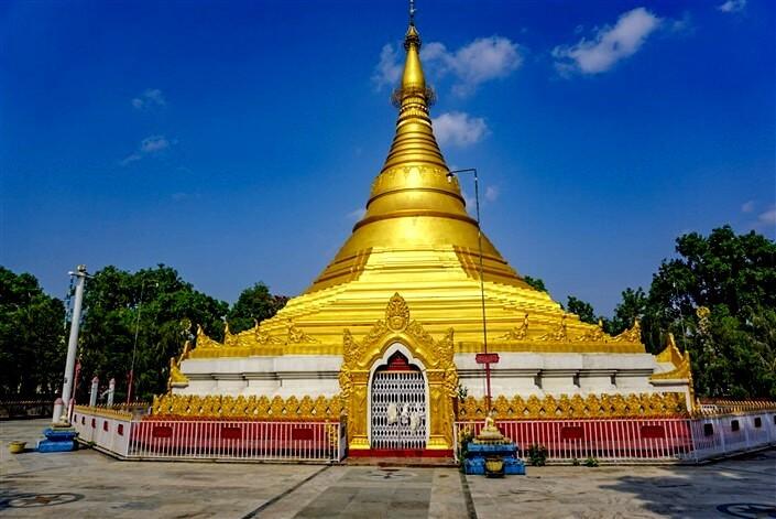 Lumbini as Asia's best destination of 2018