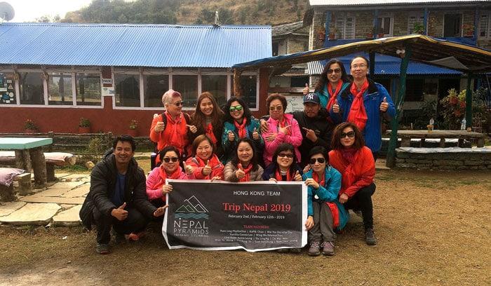 Best Easy treks in Nepal